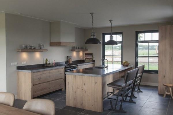 thijs van de wouw keukens 3d visualisatie