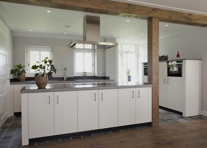Eiken Keuken Wit Verven : Thijs van de Wouw Keukens Eiken Allure