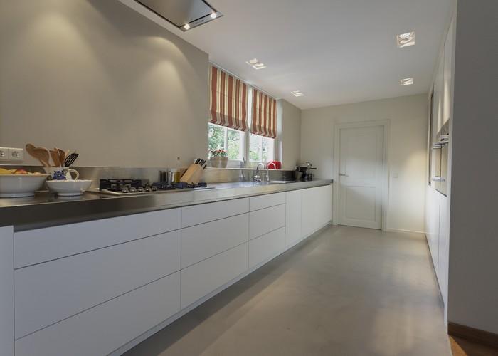 Thijs van de Wouw Keukens - Greeploos wit