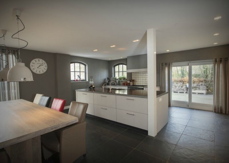 Beautiful Strak Interieur Met Hout Gallery - Ideeën Voor Thuis ...