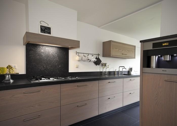 Keuken Eiken Modern : Thijs van de Wouw Keukens – Modern Warm Eiken