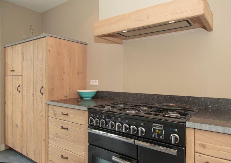 Thijs van de wouw keukens natuurlijk hout - Keuken glas werkplaats ...