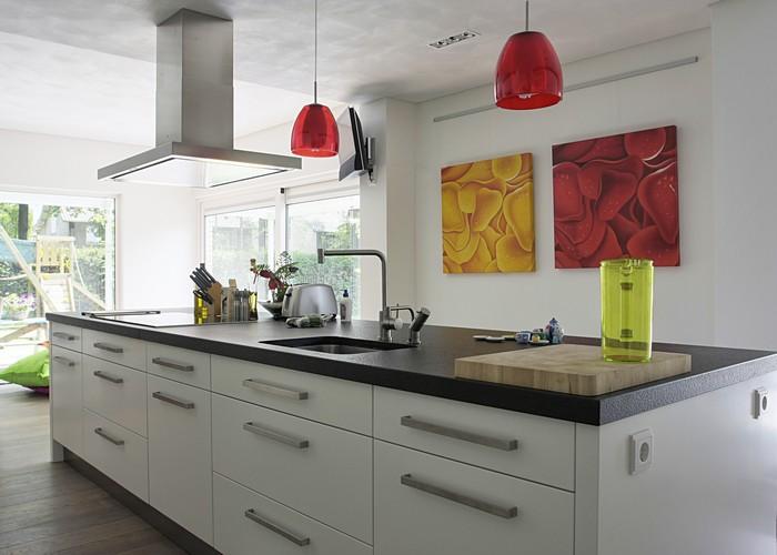 Thijs van de wouw keukens riant kookeiland for Decoracion de cocinas modernas fotos