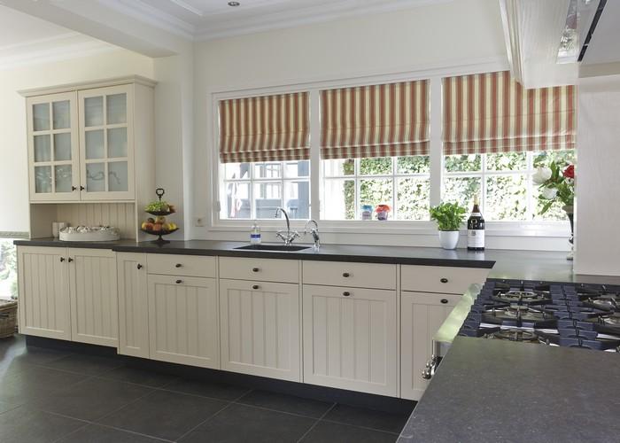 Witte Keuken Buffetkast : Thijs van de Wouw Keukens - Room wit