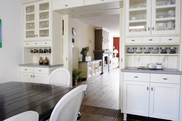 Buffetkast Voor Keuken : Thijs van de wouw keukens ensuite kast