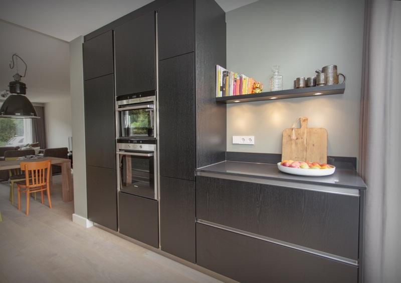Thijs van de Wouw Keukens - Stoer zwart