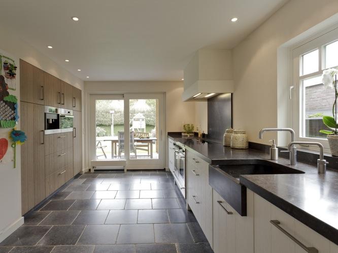 Moderne Warme Keuken : Thijs van de wouw keukens warm modern