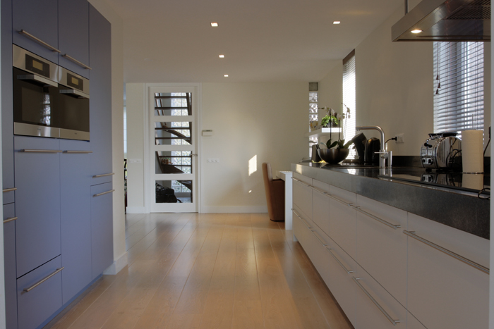 Witte Keuken Sfeer : Thijs van de wouw keukens modern ruim