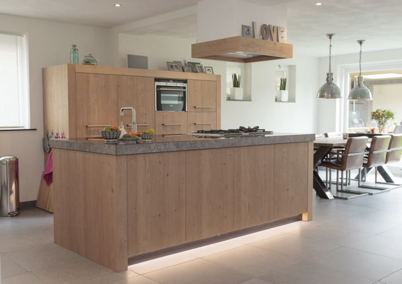 Witte Eiken Keuken : Keukens archives daan mulder interior furniture design