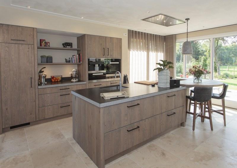 Mooie moderne keukens beste inspiratie voor huis ontwerp - Moderne keuken in het oude huis ...