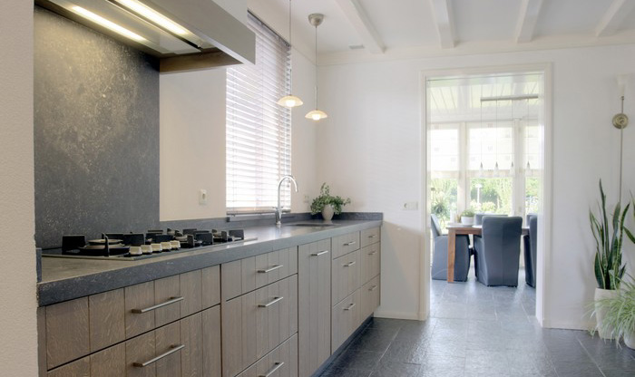 Keuken Strak Modern : Thijs van de Wouw Keukens – Strak Design