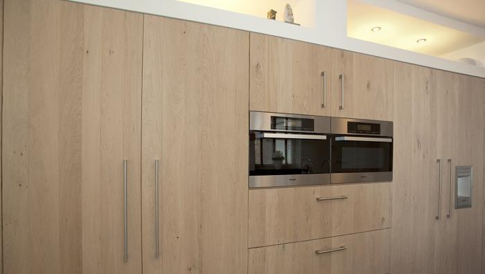 Thijs van de Wouw Keukens - Eiken Royaal Comfort